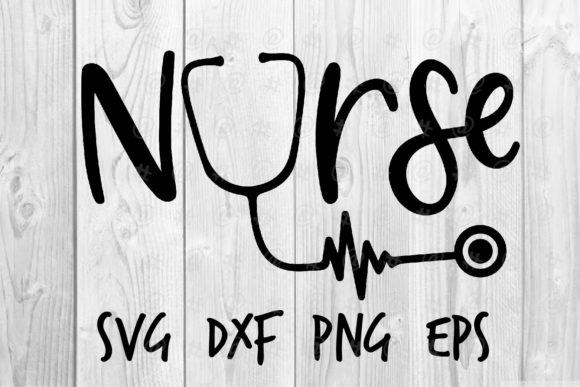 Download Free Nurse 19 Graphic By Spoonyprint Creative Fabrica for Cricut Explore, Silhouette and other cutting machines.