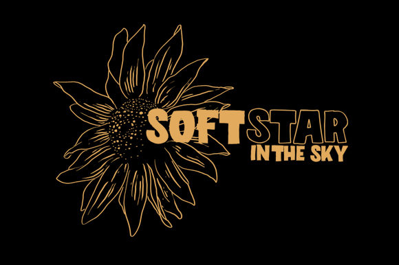 Download Free Softstar Font By Brnk1314 Creative Fabrica for Cricut Explore, Silhouette and other cutting machines.