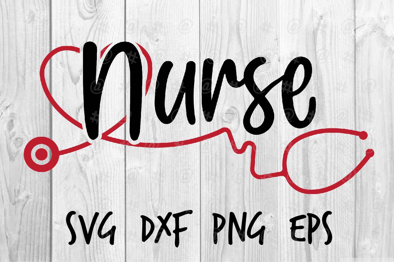 Nurse 12 Graphic By Spoonyprint Creative Fabrica