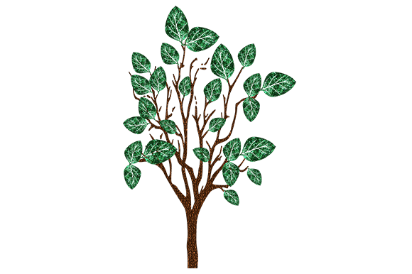 Download Free Trees Graphic By Arts4busykids Creative Fabrica for Cricut Explore, Silhouette and other cutting machines.