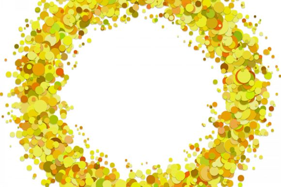 Download Free Abstract Confetti Background Graphic By Davidzydd Creative Fabrica SVG Cut Files