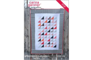 Afternoon Quilt Sewing Pattern Gráfico Quilt Patterns Por carina2