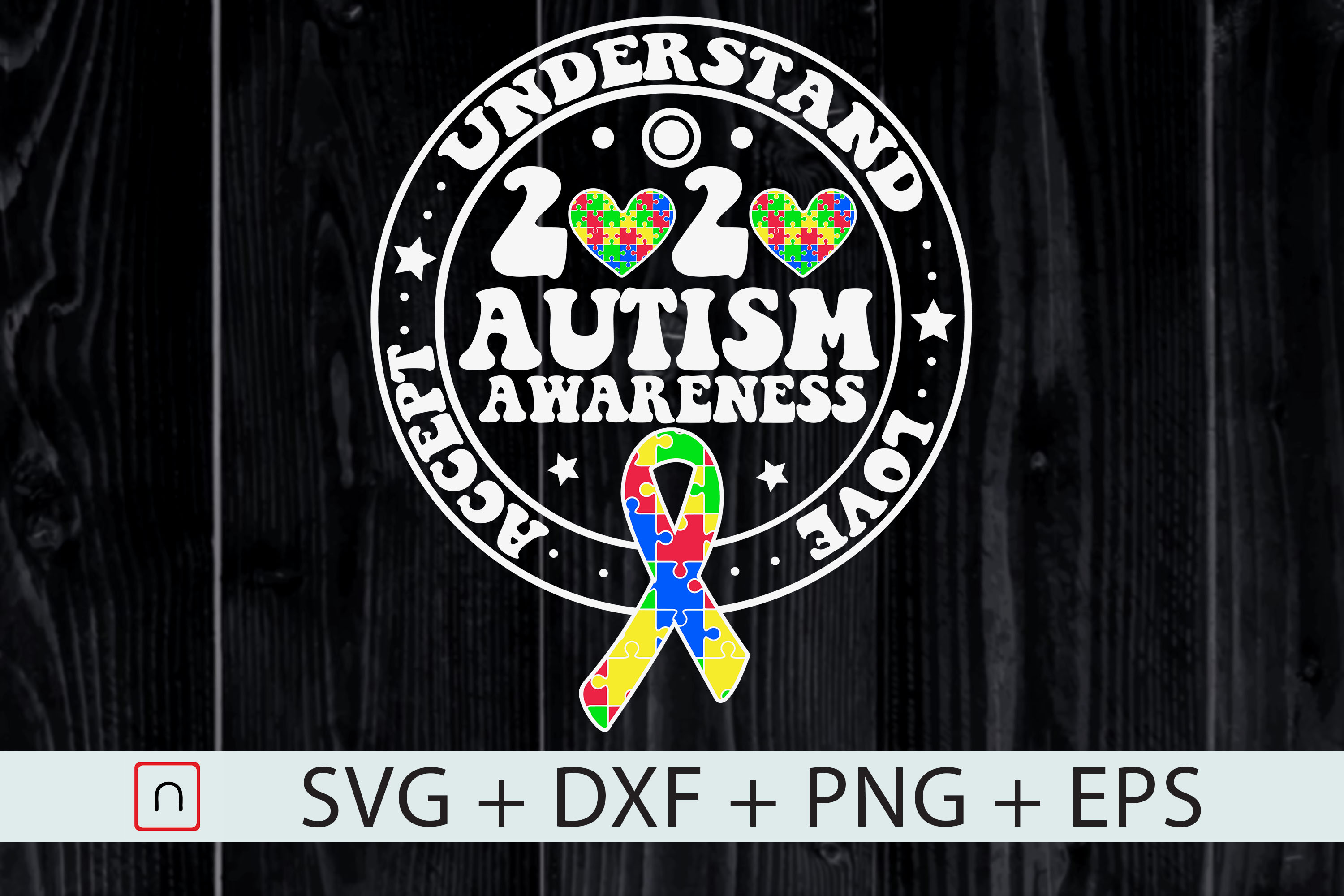 Download Free Autism 2020 Autism Awareness Graphic By Novalia Creative Fabrica for Cricut Explore, Silhouette and other cutting machines.