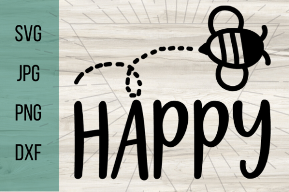 Print on Demand: Bee Happy Graphic Crafts By Talia Smith