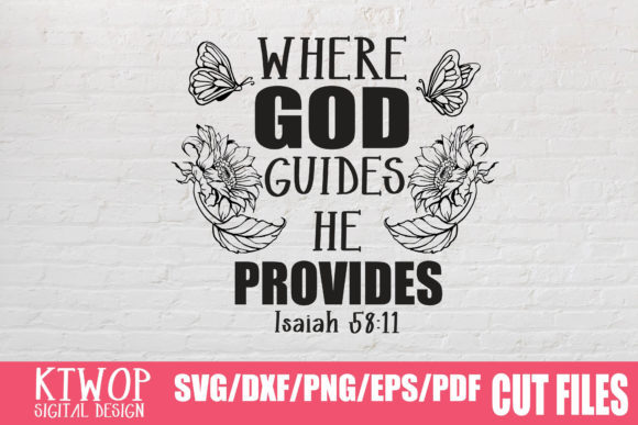 Download Free Bible Verse Graphic By Ktwop Creative Fabrica for Cricut Explore, Silhouette and other cutting machines.