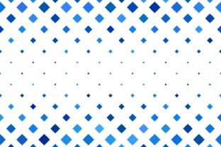 Download Free Blue Abstract Geometrical Pattern Graphic By Davidzydd for Cricut Explore, Silhouette and other cutting machines.