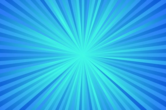 Download Free Blue Ray Burst Background Graphic By Davidzydd Creative Fabrica for Cricut Explore, Silhouette and other cutting machines.