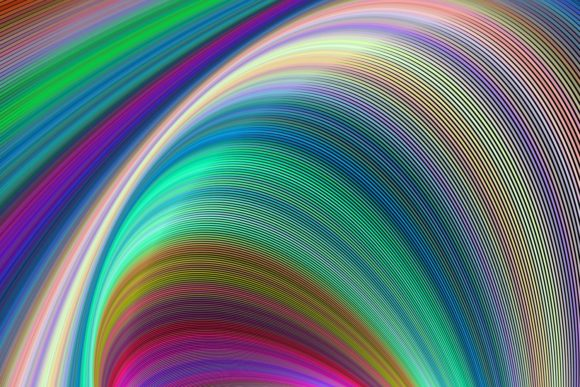 Colorful Dream - Digital Art Background Graphic Backgrounds By davidzydd