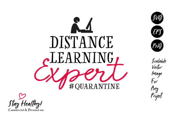Print on Demand: Distance Learning Expert Home Schooling Graphic Illustrations By adlydigital