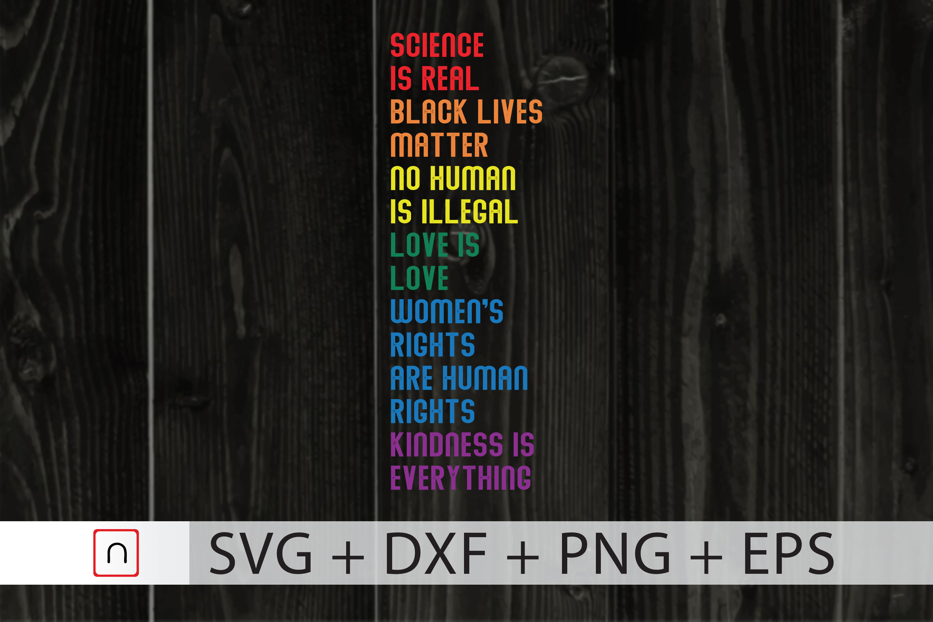Download Free Human Right Science Black Pride Graphic By Novalia Creative for Cricut Explore, Silhouette and other cutting machines.