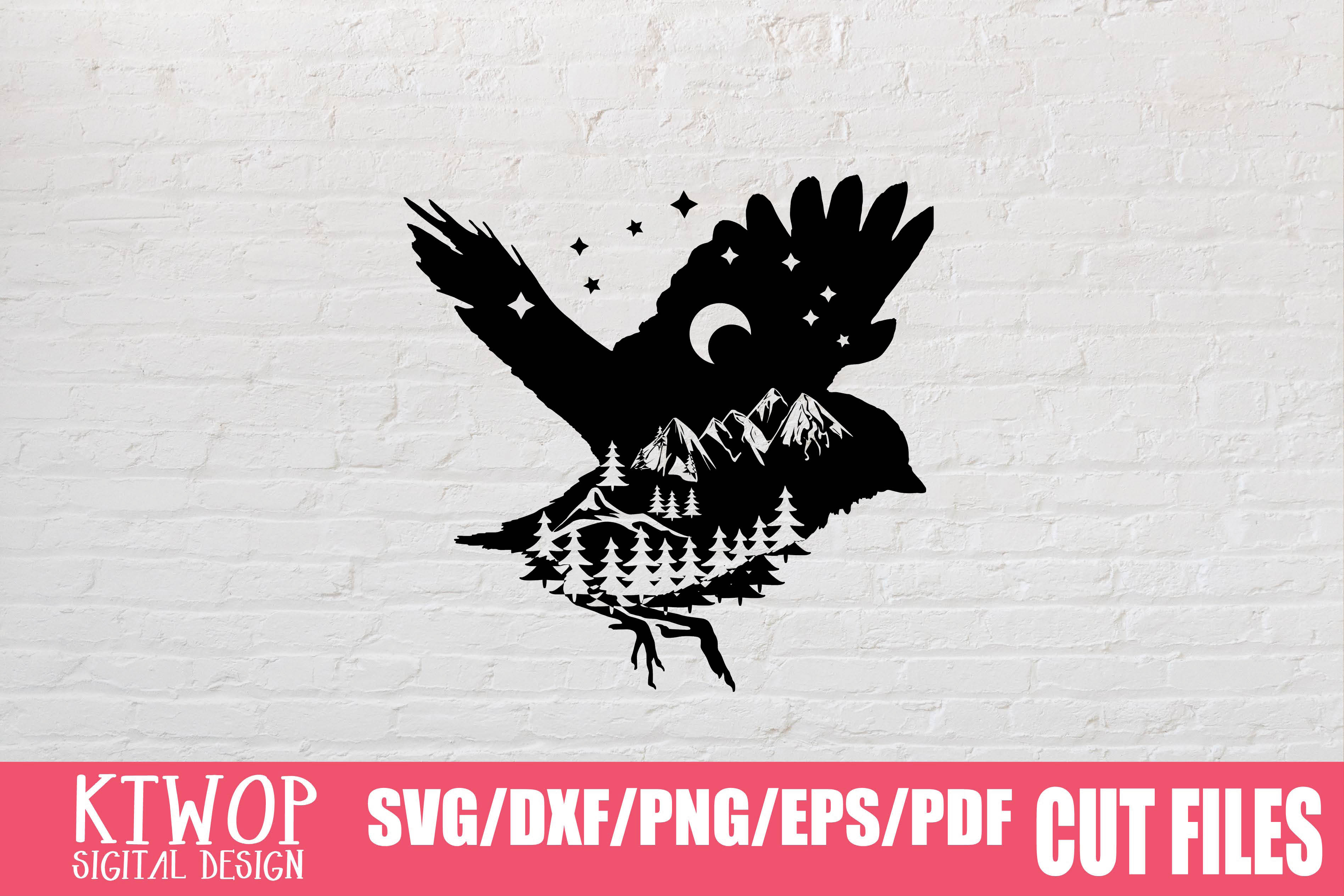 Download Free Little Bird Adventure Graphic By Ktwop Creative Fabrica for Cricut Explore, Silhouette and other cutting machines.