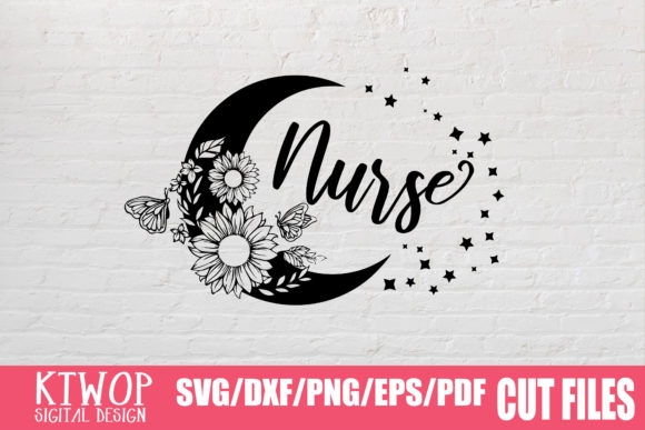 Download Free Nurse Graphic By Ktwop Creative Fabrica for Cricut Explore, Silhouette and other cutting machines.