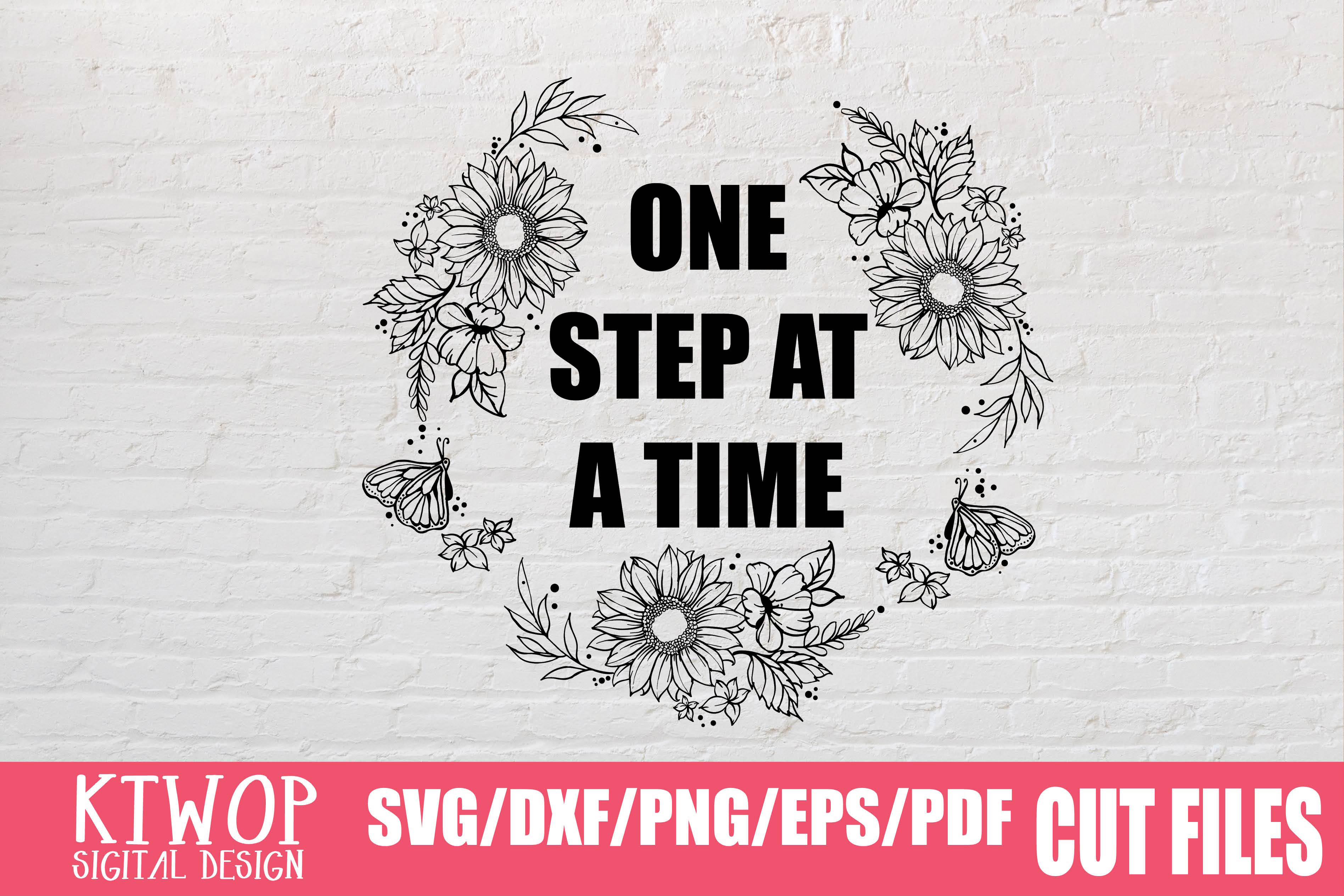 Download Free Motivational Message Graphic By Ktwop Creative Fabrica for Cricut Explore, Silhouette and other cutting machines.