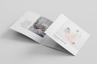 Minimal Brochure Template Graphic Graphic Templates By WildOnes