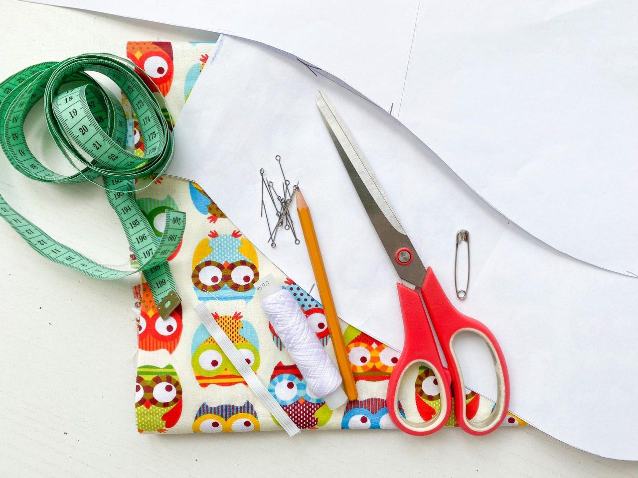 Download Free Scrub Cap Sewing Pattern Style 1 Grafico Por Cotton Miracle for Cricut Explore, Silhouette and other cutting machines.