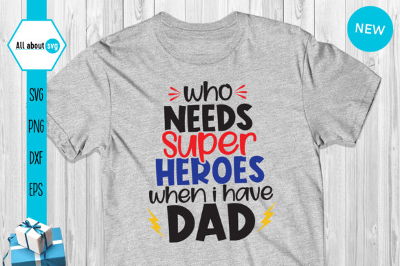 Download Free Dad Super Hero Funny Dad S Graphic By All About Svg Creative Fabrica for Cricut Explore, Silhouette and other cutting machines.