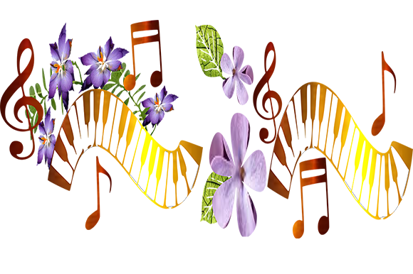 Download Free Musical Instruments And Notes Graphic By Arts4busykids for Cricut Explore, Silhouette and other cutting machines.