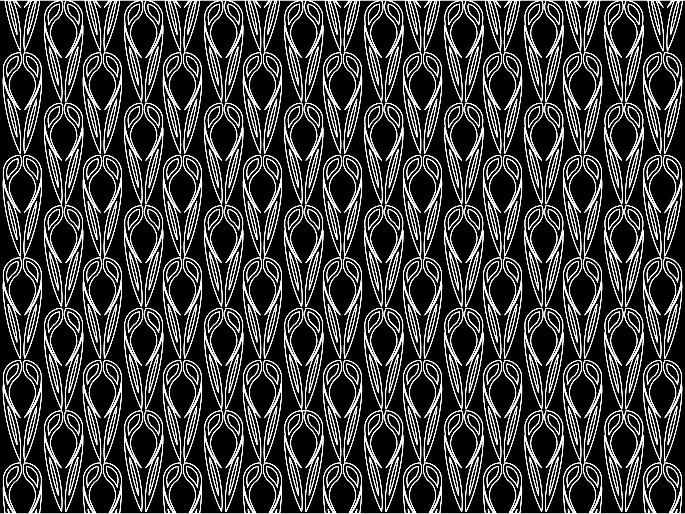 Download Free Seamless Of Face Abstract Of Pattern Graphic By Asesidea for Cricut Explore, Silhouette and other cutting machines.