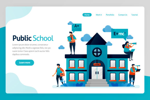Download Free Vector Illustration For Education Graphic By Setiawanarief111 for Cricut Explore, Silhouette and other cutting machines.
