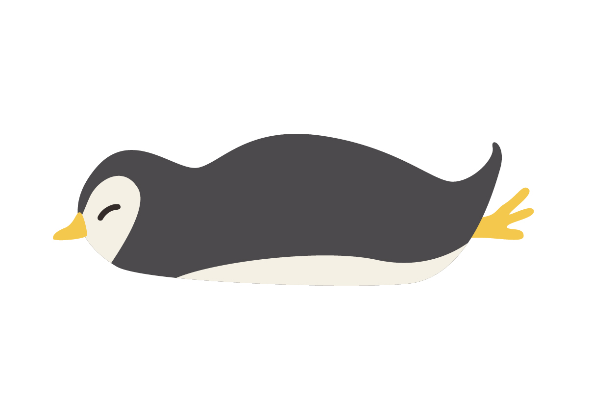 Download Free Cute Animal Vector Graphic By Sasongkoanis Creative Fabrica for Cricut Explore, Silhouette and other cutting machines.