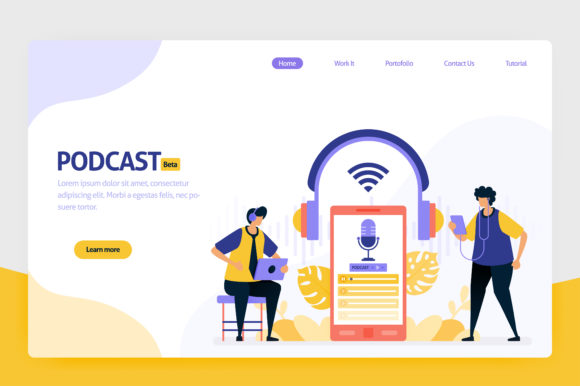 Download Free 71 Podcast Designs Graphics SVG Cut Files