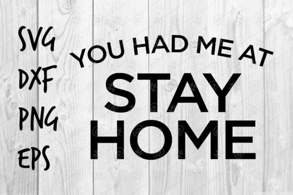 Print on Demand: Stay Home Graphic Crafts By spoonyprint