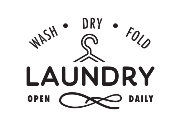 Download Free 2 Laundry Symbol Designs Graphics for Cricut Explore, Silhouette and other cutting machines.