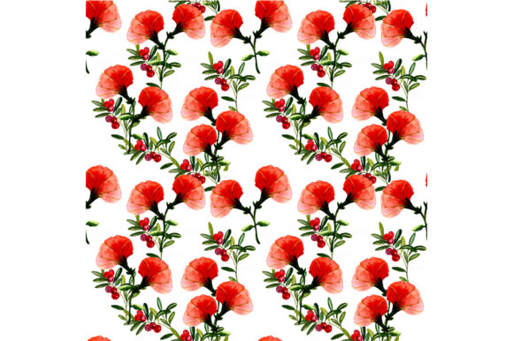 Download Free Seamless Delicate Pattern Graphic By Kakva Creative Fabrica for Cricut Explore, Silhouette and other cutting machines.