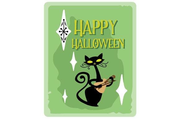 Happy Halloween Halloween Craft Cut File By Creative Fabrica Crafts