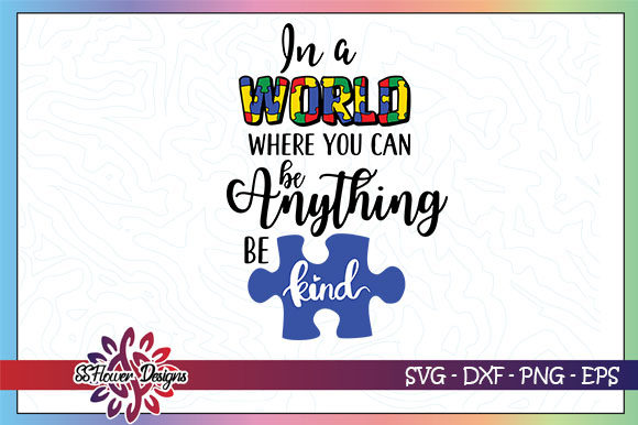 Download Free Can Be Anything Be Kind Graphic By Ssflower Creative Fabrica for Cricut Explore, Silhouette and other cutting machines.