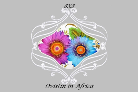 Elegant Applique Quilt Block Sewing & Crafts Embroidery Design By Ovistin in Africa - Image 1