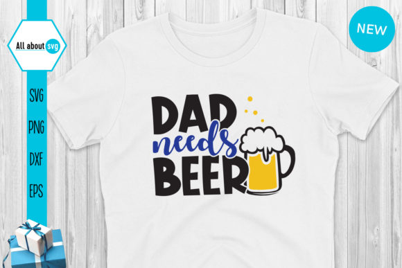 Father's Day Bundle Graphic Crafts By All About Svg - Image 5