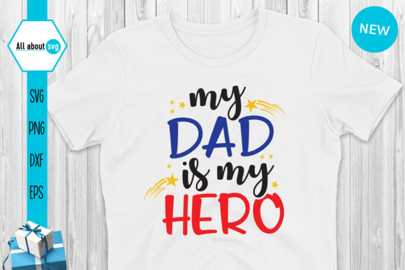 Father's Day Bundle Graphic Crafts By All About Svg - Image 6