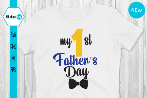 Father's Day Bundle Graphic Crafts By All About Svg - Image 8