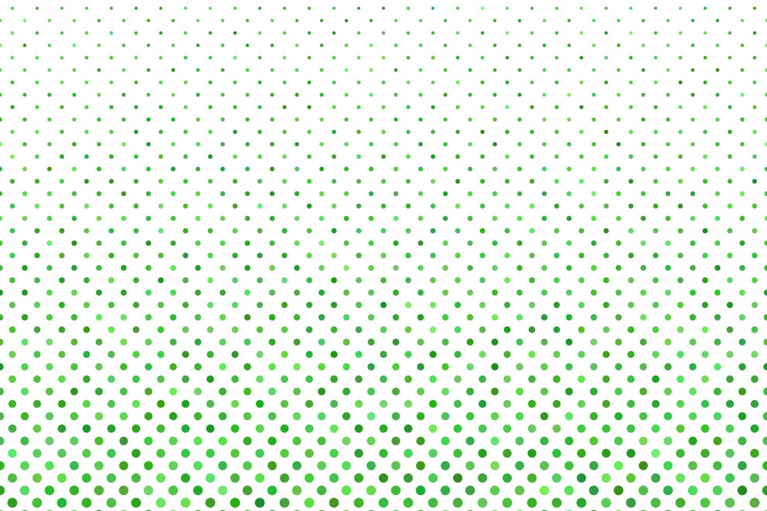 Download Free Green Dot Pattern Graphic By Davidzydd Creative Fabrica for Cricut Explore, Silhouette and other cutting machines.