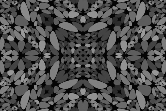 Download Free Colorful Geometric Pattern Graphic By Davidzydd Creative Fabrica for Cricut Explore, Silhouette and other cutting machines.