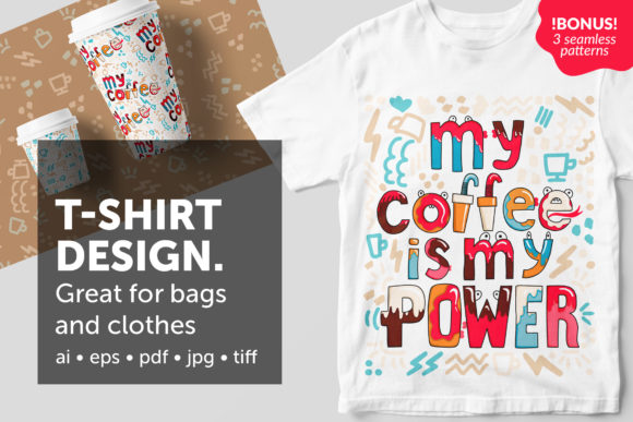 Download Free Illustration For T Shirt Design Graphic By Zmievska Ksenia Creative Fabrica for Cricut Explore, Silhouette and other cutting machines.