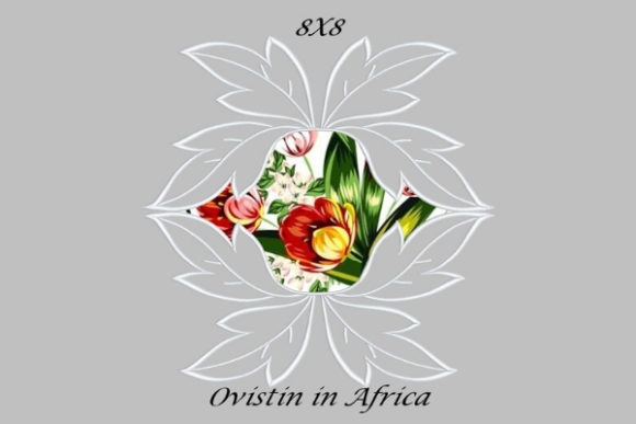 Leaf Applique Quilt Block Sewing & Crafts Embroidery Design By Ovistin in Africa