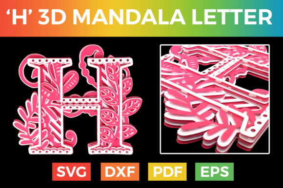 Download Free Letter Z 3d Alphabet For Cricut Graphic By Craftandcut for Cricut Explore, Silhouette and other cutting machines.