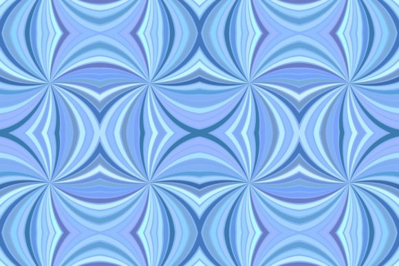 Download Free Light Blue Seamless Curved Pattern Graphic By Davidzydd for Cricut Explore, Silhouette and other cutting machines.