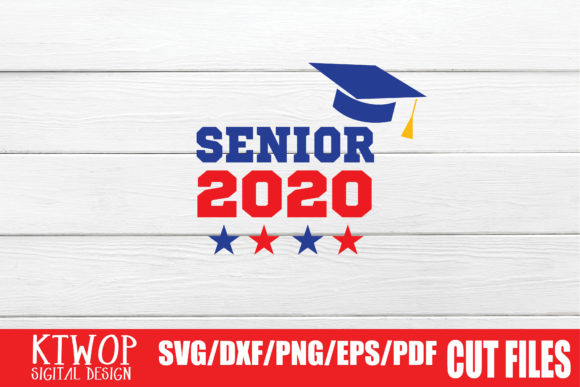 Download Free Proud Senior Graduation 2020 Quarantine Graphic By Ktwop for Cricut Explore, Silhouette and other cutting machines.