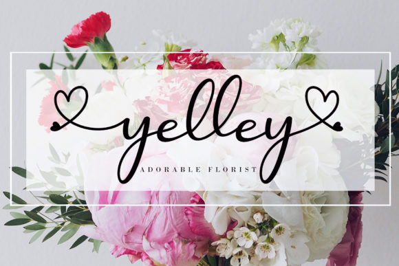 Print on Demand: Selly  Script & Handwritten Font By AEN Creative Studio - Image 7