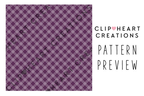 Download Free 100 Plaid Pattern Digital Papers Graphic By Clipheartcreations for Cricut Explore, Silhouette and other cutting machines.