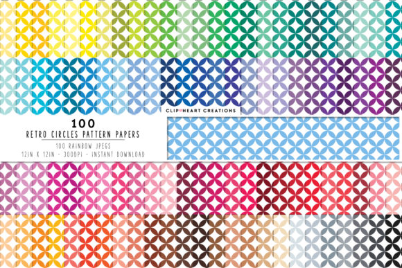100 Rugby Stripes Pattern Paper Graphic By Clipheartcreations