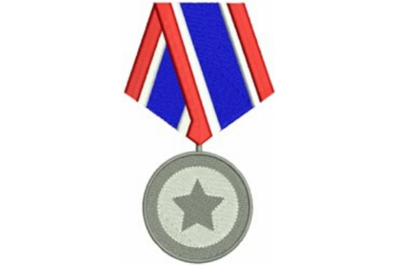 Download Free Army Medal Creative Fabrica for Cricut Explore, Silhouette and other cutting machines.