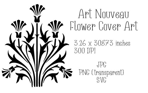 Download Free 4 Flower Stencil Designs Graphics for Cricut Explore, Silhouette and other cutting machines.