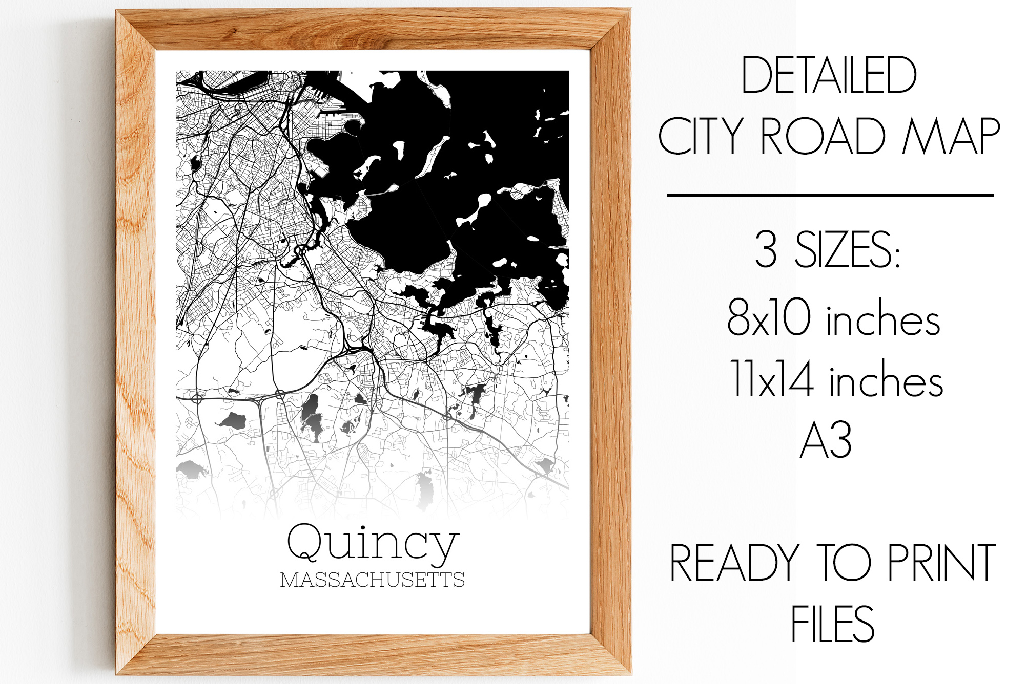 Download Free Quincy Massachusetts City Map Graphic By Svgexpress Creative for Cricut Explore, Silhouette and other cutting machines.