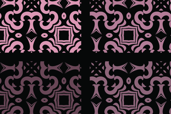 Download Free Seamless Pattern Mosaic Graphic By White Vanilla Creative Fabrica for Cricut Explore, Silhouette and other cutting machines.