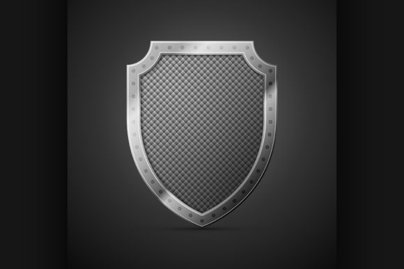 Download Free Shield Graphic By Netkov1 Creative Fabrica for Cricut Explore, Silhouette and other cutting machines.