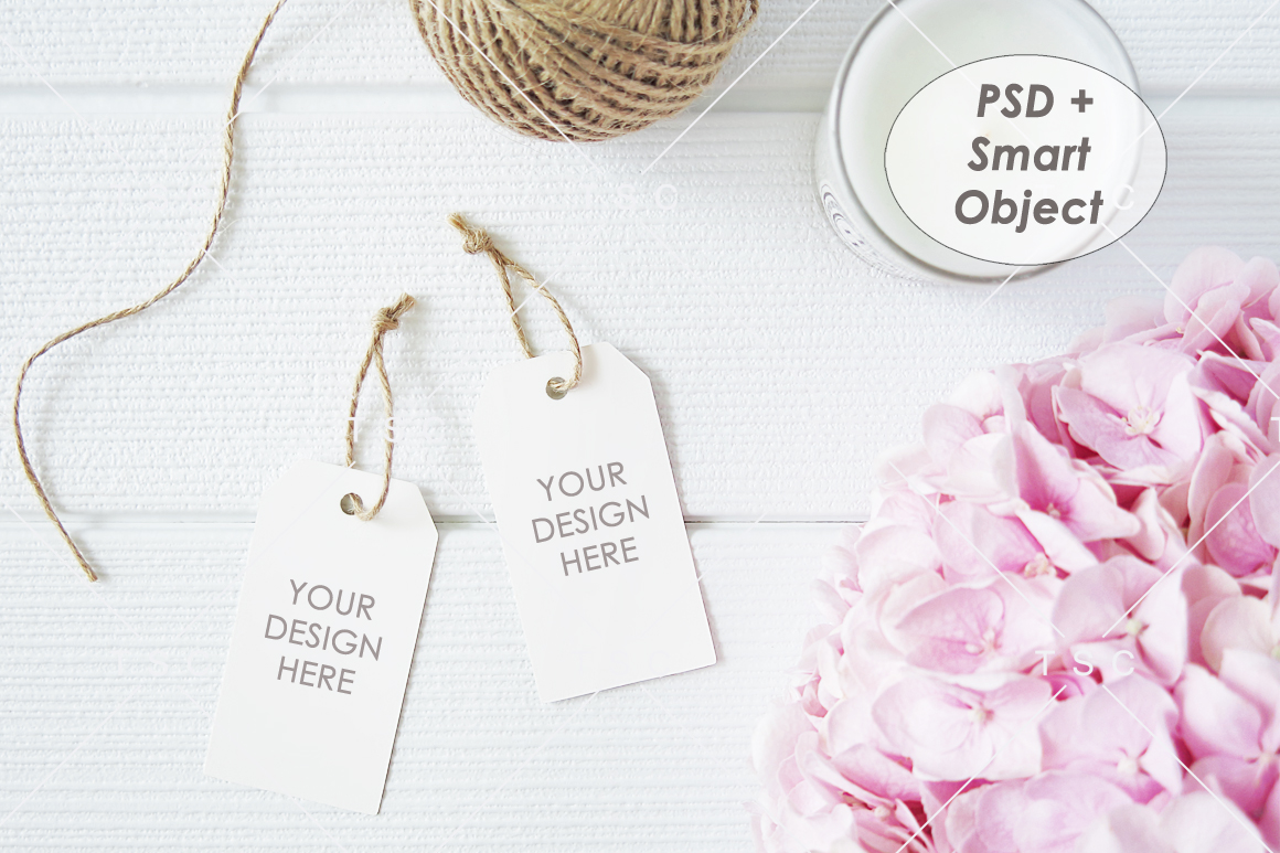 Download Free Tag Mockup Graphic By Thesundaychic Creative Fabrica for Cricut Explore, Silhouette and other cutting machines.